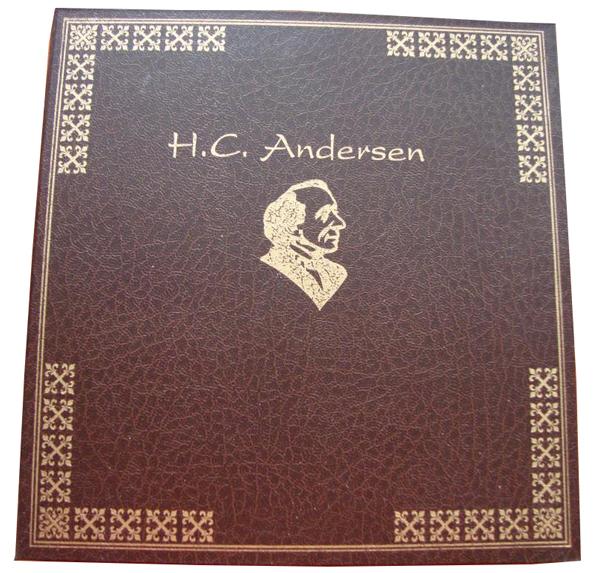 Набор из 4 монет 1 доллар. Сказки Андерсена. Фиджи. 2010 год