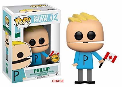 Фигурка Funko POP! Vinyl: South Park: Phillip 13276 (CHASE)