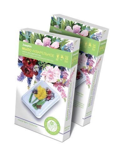 Мыло акварельное Набор №4 Тюльпан