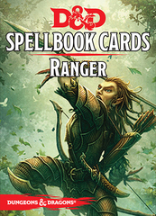 D&D Next: Spellbook Cards (Ranger)