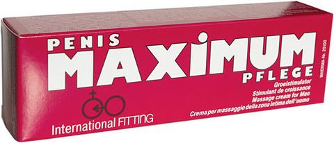 Возбуждающий мужской крем Maximum - 45 мл. - Inverma 20100