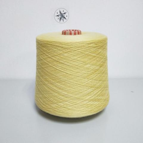 Biella Yarn by Sudwolle, Victoria, Меринос 100%, Нежно-желтый, 2/48, 2400 м в 100 г