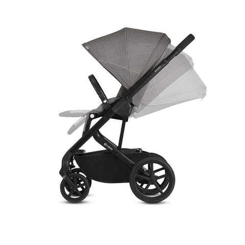 Детская коляска Cybex Balios S 2 в 1 Denim Blue
