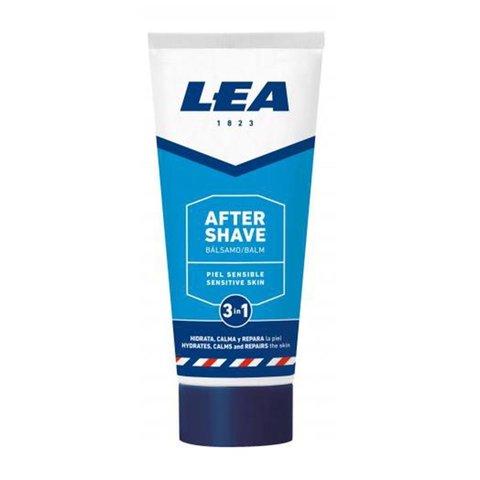 Lea бальзам после бритья 3 в 1 для чувствительной кожи