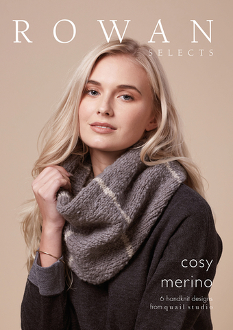 Брошюра Cosy Merino Collection Rowan
