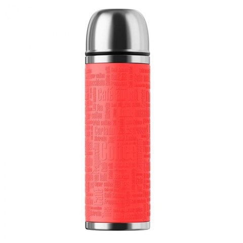Термос Emsa Senator Sleeve (1 литр), персиковый