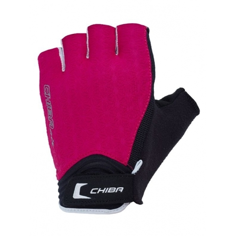 Перчатки Lady Air 40956 Черно-розовые