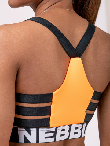 Топ NEBBIA Lift Hero Sports mini top 515 ORANGE