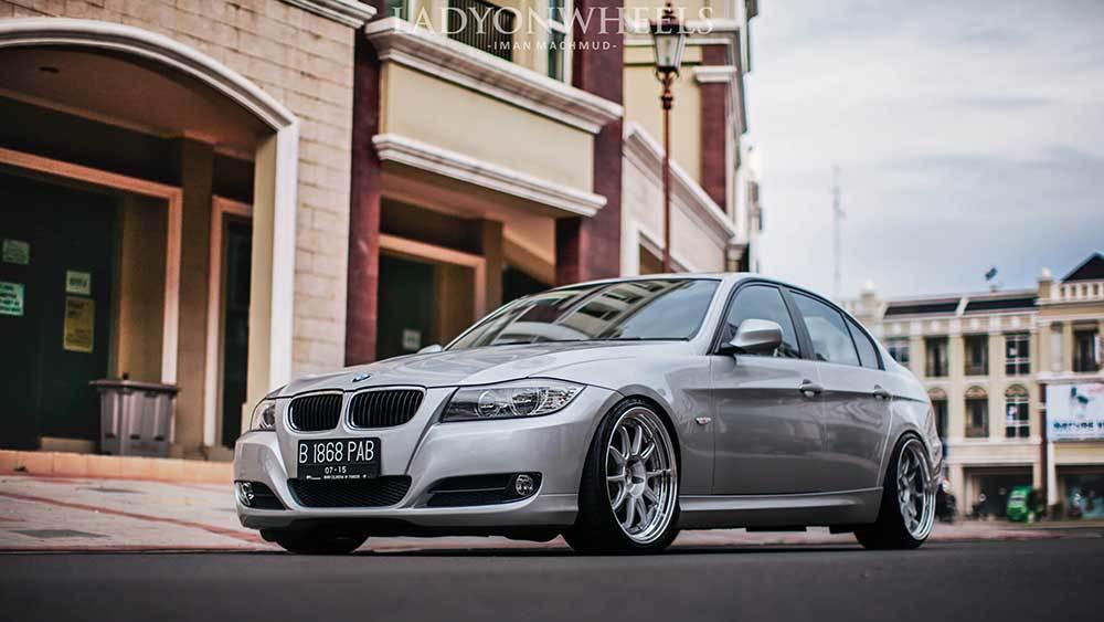 BMW E90 JOM