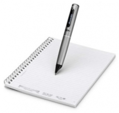 Цифровая ручка Livescribe Pulse 2GB Smartpen