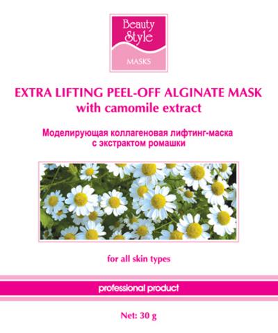 Лифтинг-маска коллагеновая с экстрактом Ромашки 30гр Beauty Style