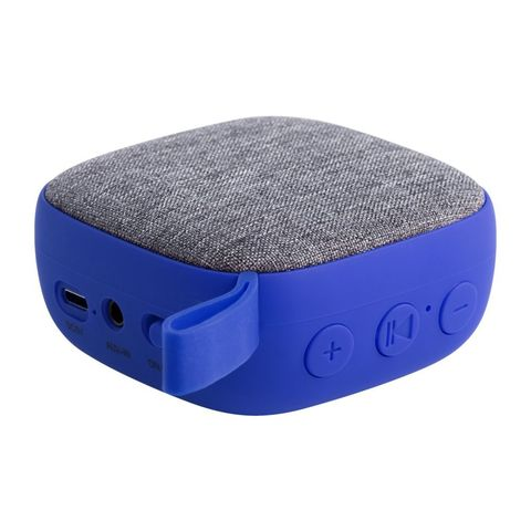 Chubby Bluetooth Speaker, blue
