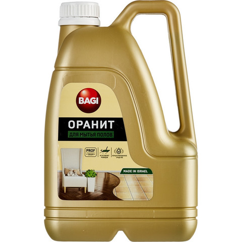 Средство для мытья пола ОРАНИТ 3л BAGI