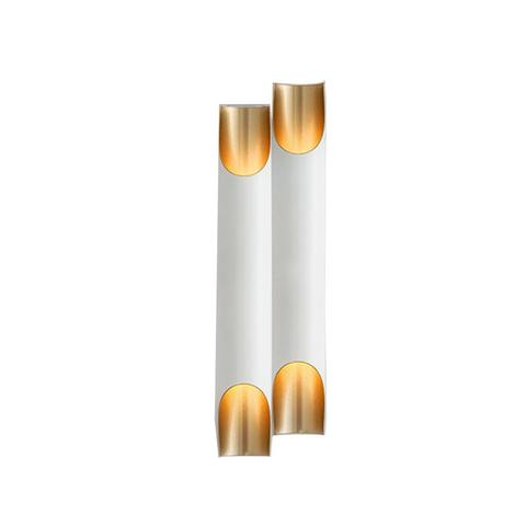 Настенный светильник копия Galliano 2 by Delightfull (белый)