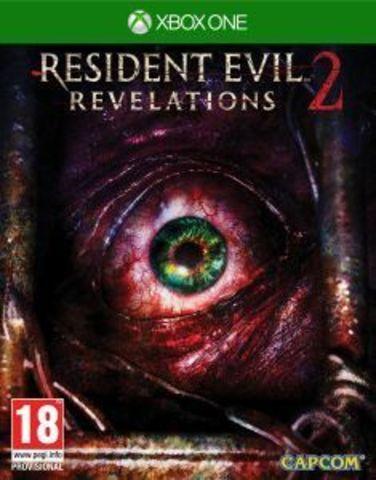 Xbox One Resident Evil Revelations 2 (русские субтитры)