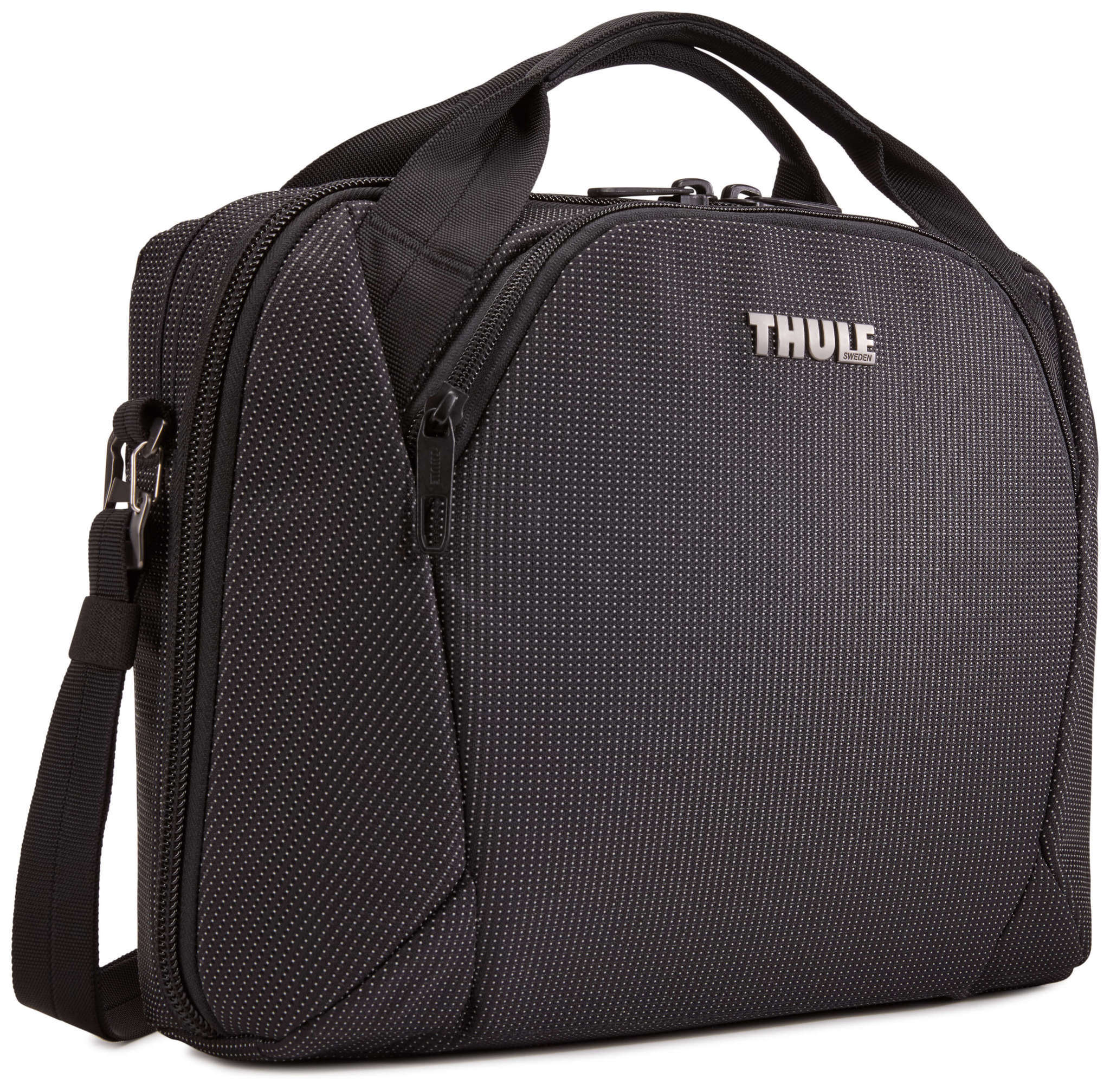 "Thule Crossover Сумка для ноутбука Thule Crossover 2 Laptop Bag 13.3"" Thule_Crossover_2_C2LB113_Black_Iso_3203843.jpeg"