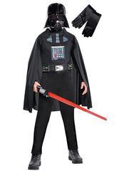 Детский костюм Дарта Вейдера Deluxe со световым мечом и светящейся маской