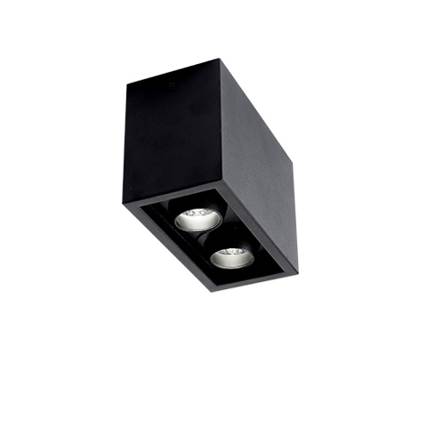 Накладной светильник 16 - 2 by DesignLed ( черный )