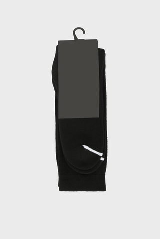 Мужские черные высокие носки SKM-LON 05 Diesel