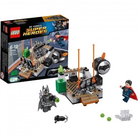 LEGO Super Heroes: Битва супергероев 76044 — Clash of the Heroes — Лего Супергерои ДиСи