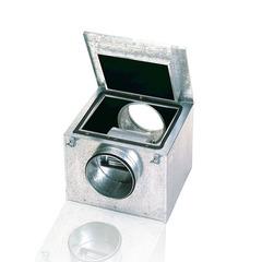 Вентилятор канальный шумоизолированный S&P CAB-355