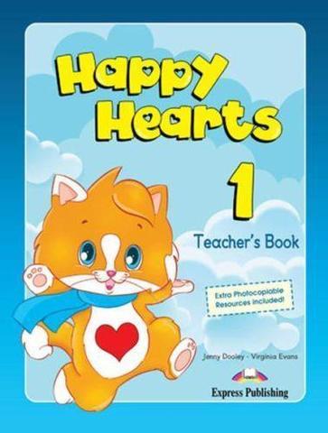 Happy Hearts 1. Teacher's Book. Книга для учителя к учебнику