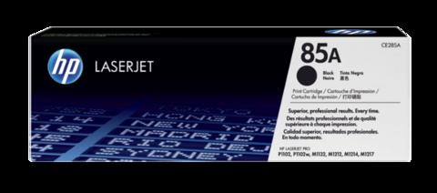 Оригинальный картридж HP CE285A (№85), чёрный