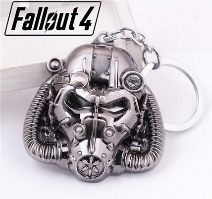 Брелок Fallout 4 Radiation Mask
