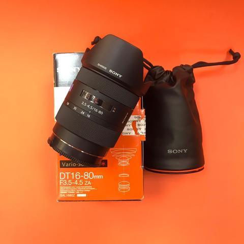 Sony 16-80 f/3.5-4.5 комиссия