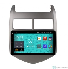 Штатная магнитола 4G/LTE для Chevrolet Aveo 11-14 Android 7.1.1 Parafar PF992