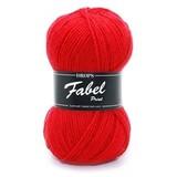 Пряжа Drops Fabel 106 красный
