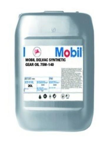 Купить на сайте официального дилера HT-OIL.RUMOBIL DELVAC 1 GEAR OIL (MOBIL DELVAC SYNTHETIC GEAR OIL) 75W-140 трансмиссионное масло для МКПП синтетическое артикул 150467 (20 Литров)