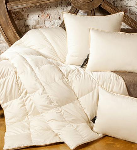 Одеяло пуховое летнее Sandman 140х205 Carol