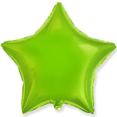 ЗВЕЗДА Металлик Lime Green