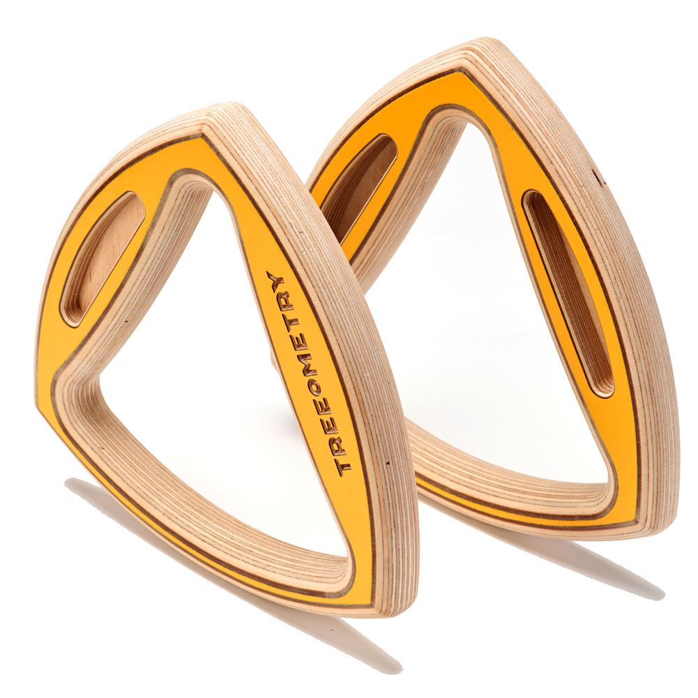 Деревянные кольца для подтягивания