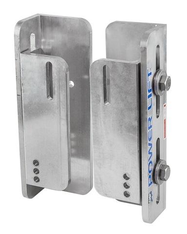 Подъёмник мотора ручной вертикальный, 50-300 л.с. вынос 100 мм (Manual-Lift)