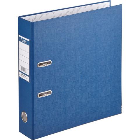 Папка с арочн.мех.BANTEX ECONOMY PLUS, 1446-01, 80мм, синий