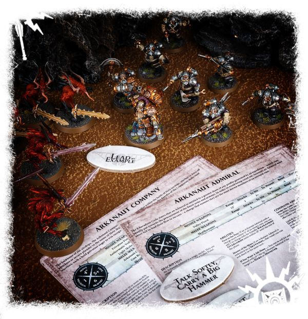 Warscroll Cards: Kharadron Overlords