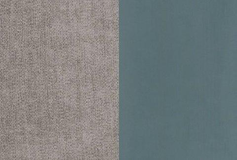 Ткань/Массив, Лофти Серый/Серая эмаль (укажите в комментарии к заказу)