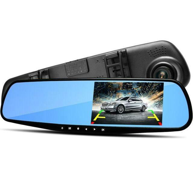 Товары на Маркете Автомобильный видеорегистратор-зеркало Vehicle Blackbox DVR Full HD videoregistrator.jpg