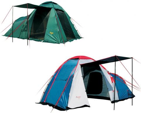 Палатка HYPPO 3 (цвет WOODLAND)