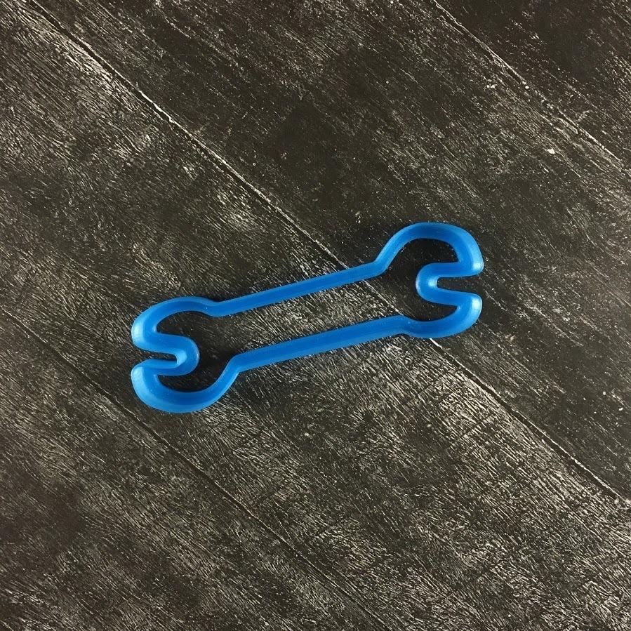 Инструменты: гаечный ключ №1