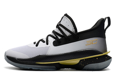 Under Armour Curry 7 'Grey/Black/Gold'