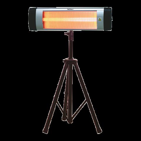 Инфракрасный кварцевый обогреватель Neoclima SHAFT-3.0