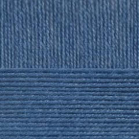 Купить Пряжа Пехорка Кроссбред Бразилии Код цвета 156-Индиго | Интернет-магазин пряжи «Пряха»