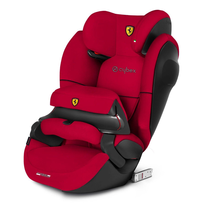 Автокресло 1/2/3 Cybex Pallas M-Fix SL FE Ferrari Racing Red