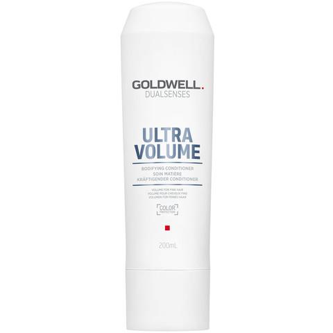 Кондиционер для объема тонких волос, Goldwell Dualsenses Ultra Volume Bodifying Conditioner, 200 мл.