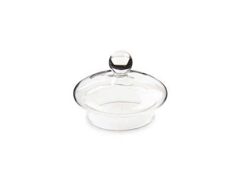 Крышка для чайника из жаропрочного стекла