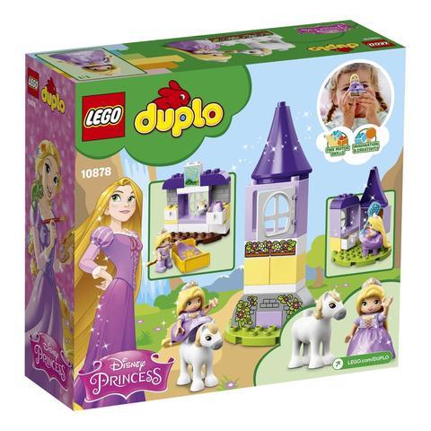 LEGO Duplo: Башня Рапунцель 10878 — Rapunzel's Tower — Лего Дупло