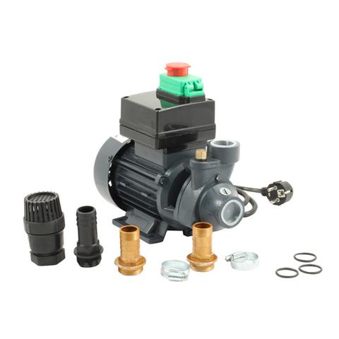 Насос для дизельного топлива UNIPUMP BADT40 (0,37 кВт, Hmax 30 м, Qmax 40 л/мин, кабель 1,5 м)